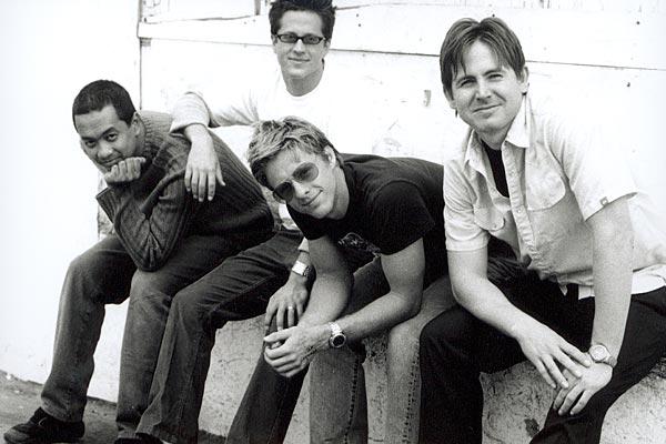 Jerome, Tim, Jon, and Chad